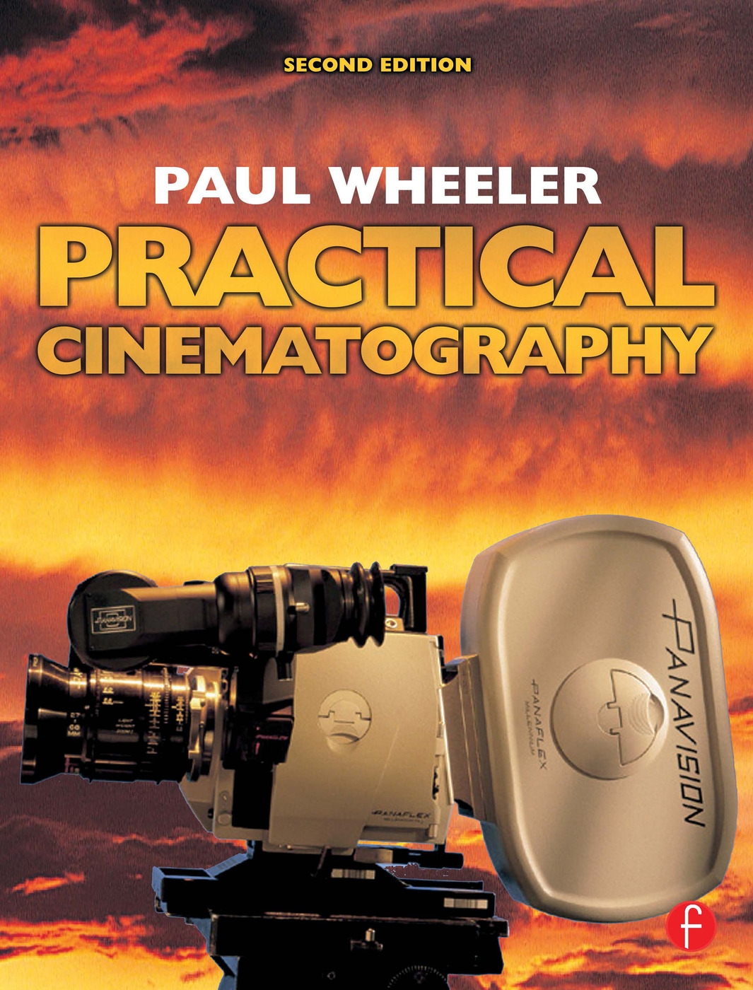 Practical Cinematography: 2nd Edition (Paperback) book cover