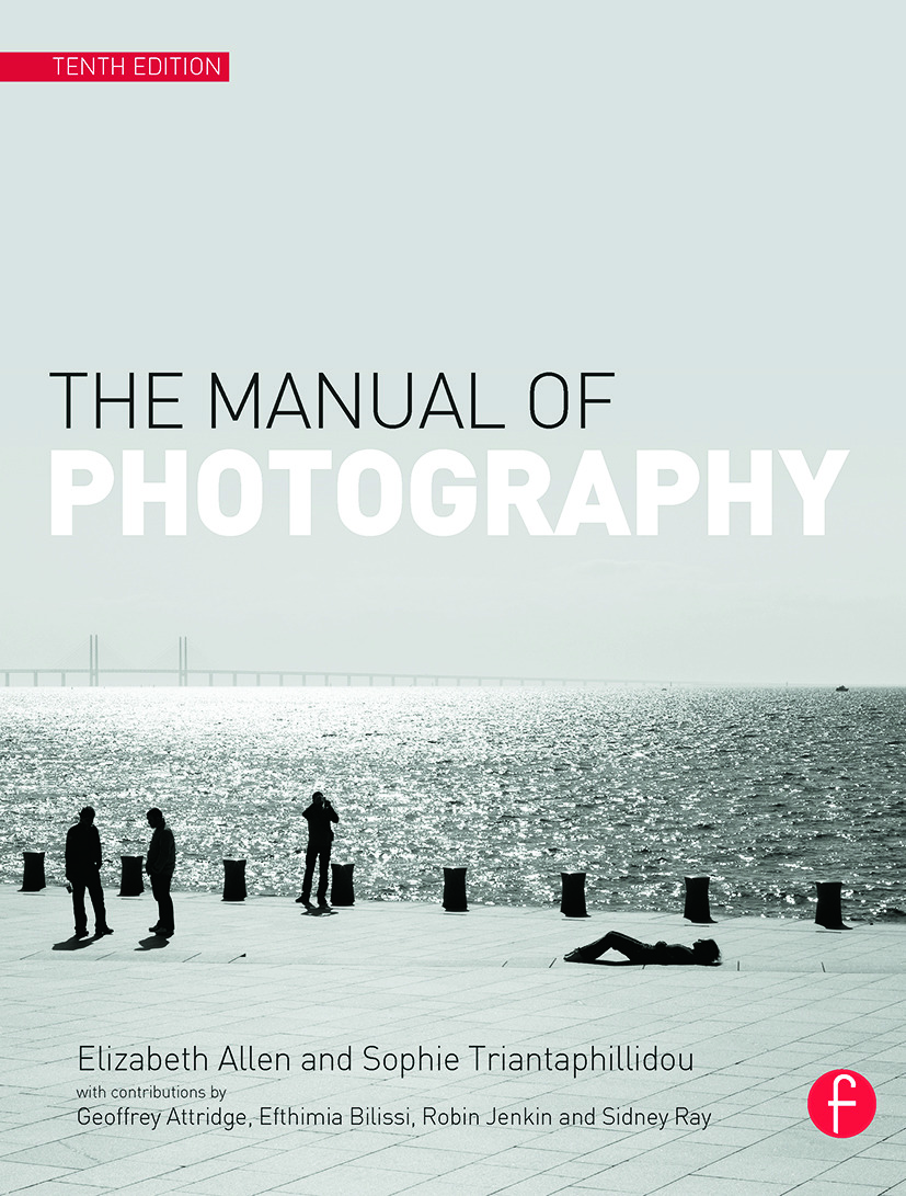 The Manual of Photography book cover