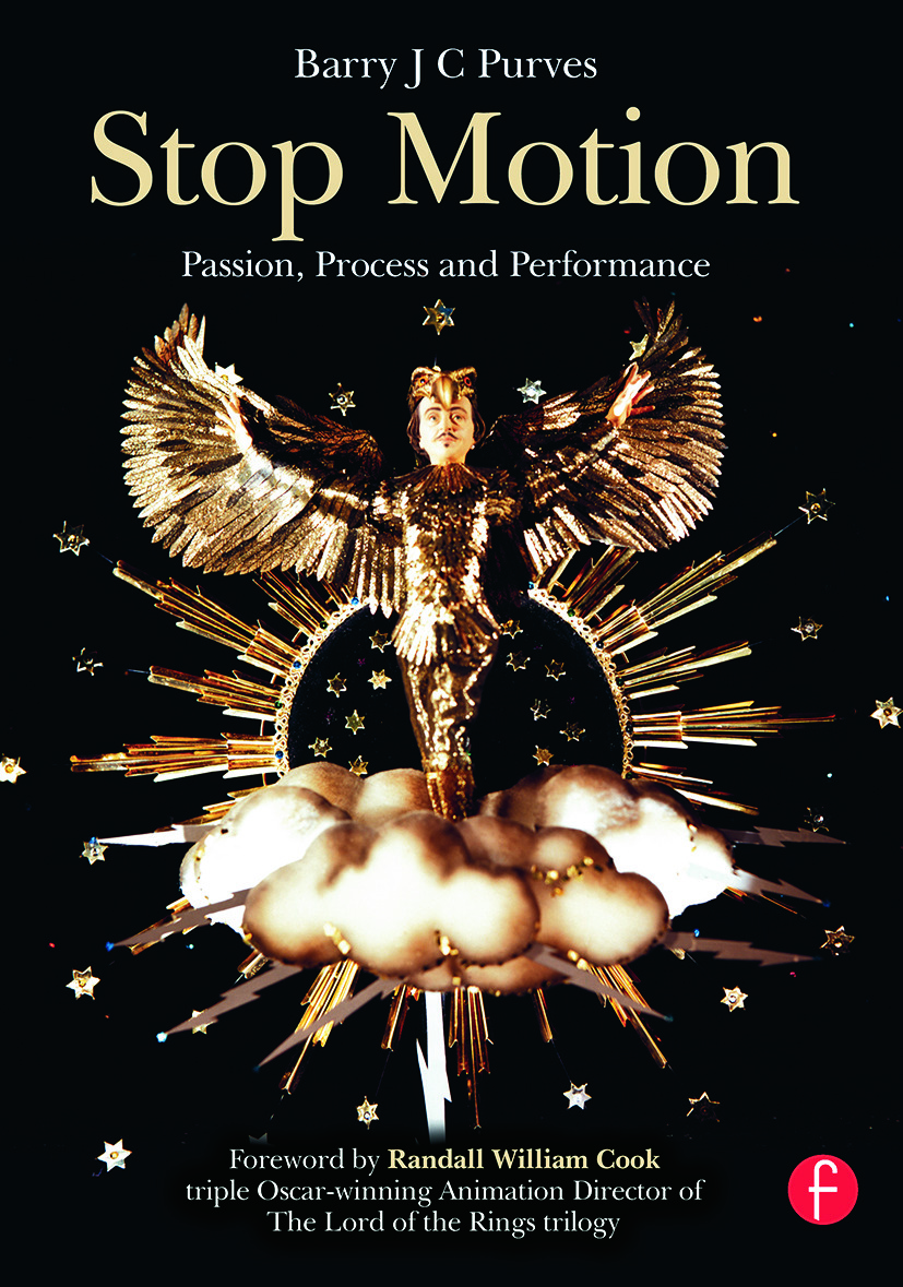 Stop Motion: Passion, Process and Performance book cover