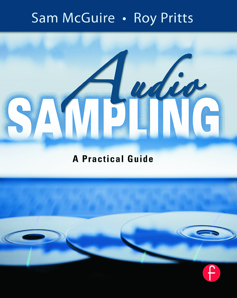 Audio Sampling: A Practical Guide book cover