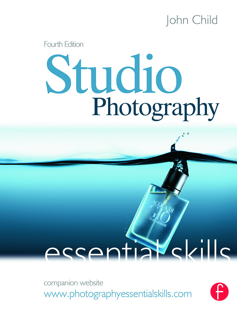 Studio Photography: Essential Skills (Paperback) book cover