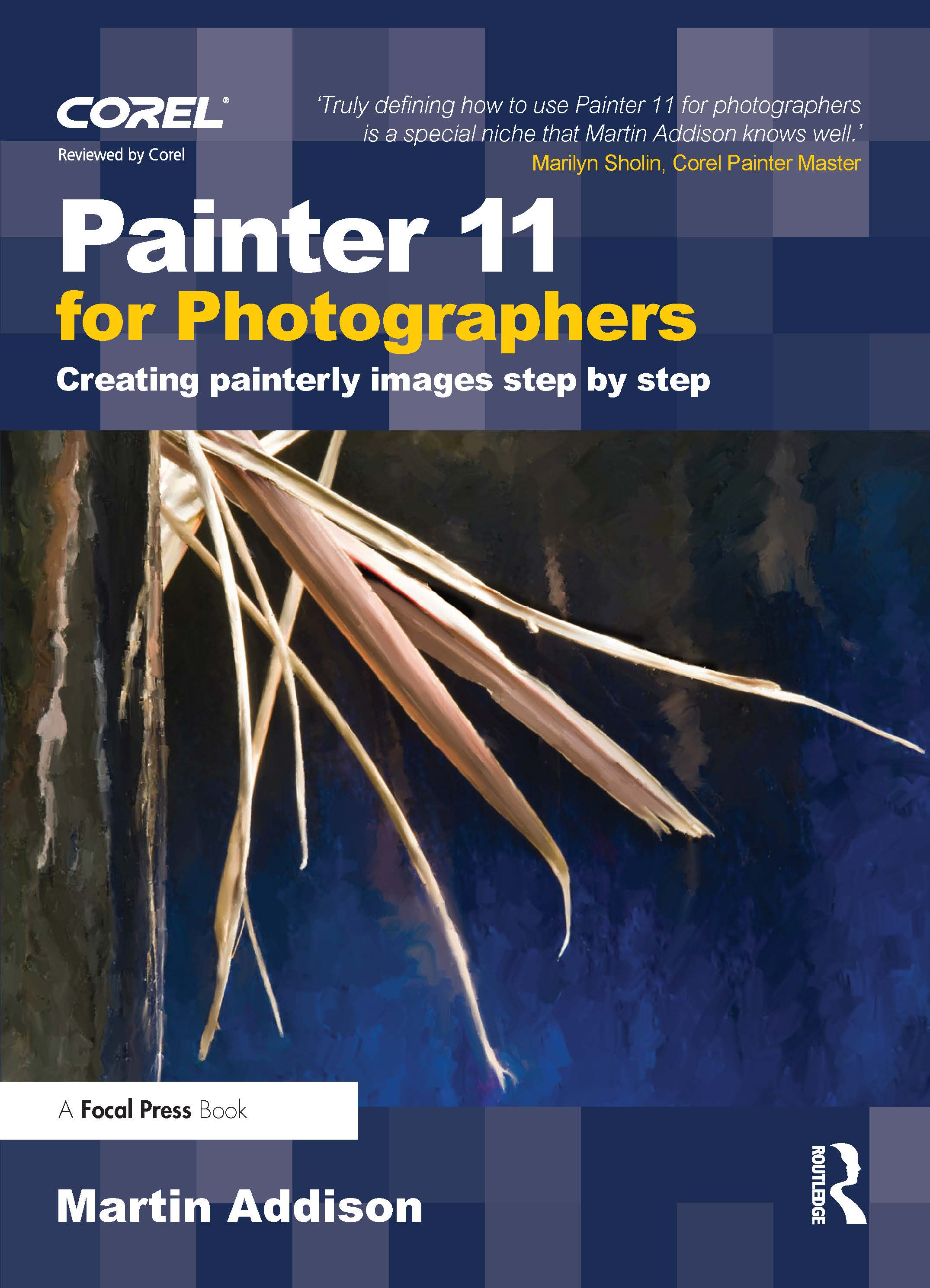 Painter 11 for Photographers: Creating painterly images step by step book cover