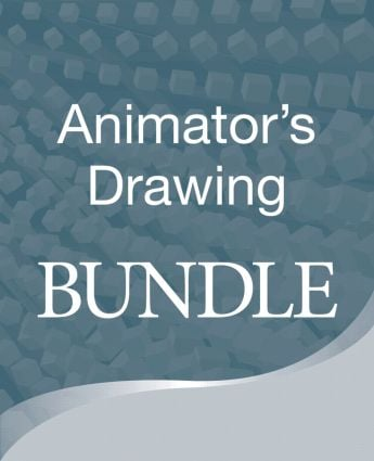 Animators Drawing bundle: 1st Edition (Pack) book cover