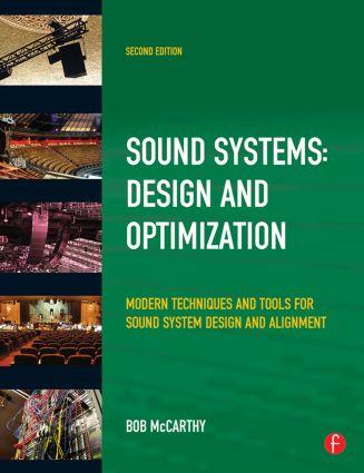 Sound System Design and Optimization