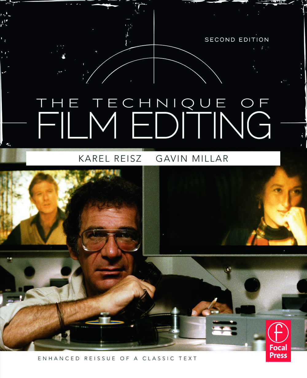 Technique of Film Editing, Reissue of 2nd Edition: 2nd Edition (Paperback) book cover