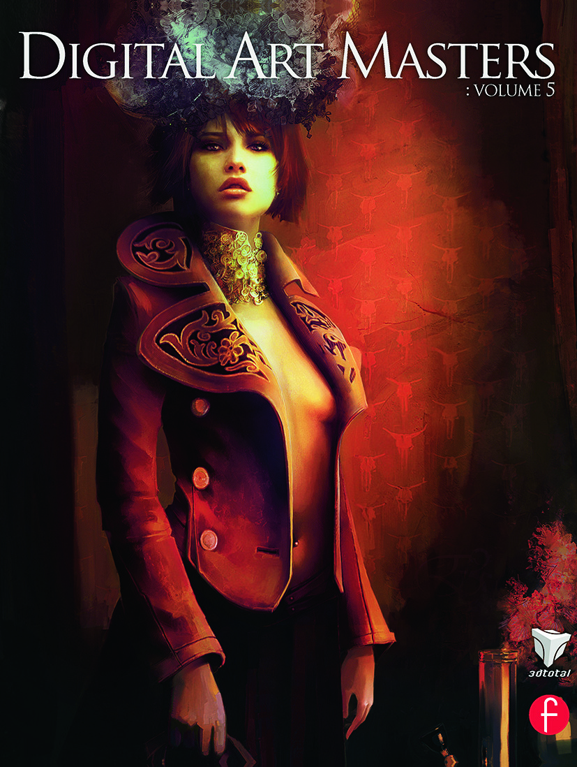 Digital Art Masters: Volume 5 book cover