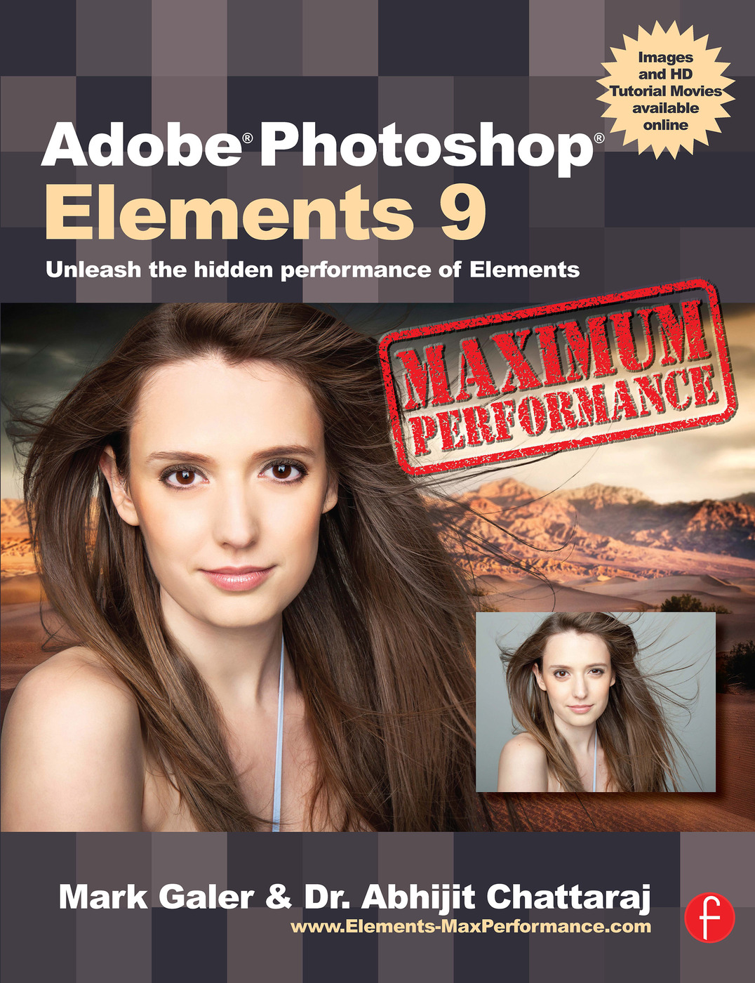 Adobe Photoshop Elements 9: Maximum Performance: Unleash the hidden performance of Elements book cover