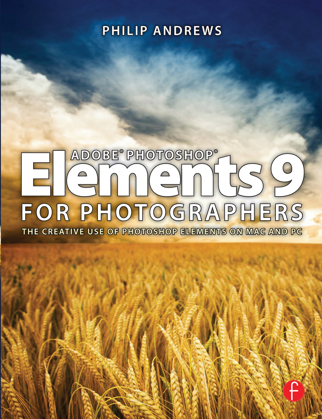 Adobe Photoshop Elements 9 for Photographers book cover