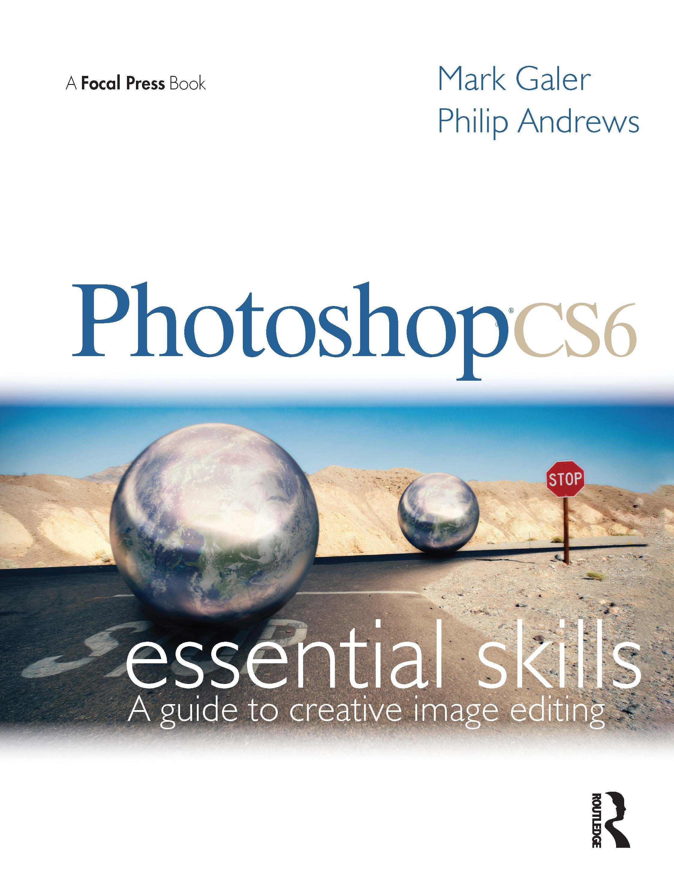 Photoshop CS6: Essential Skills book cover