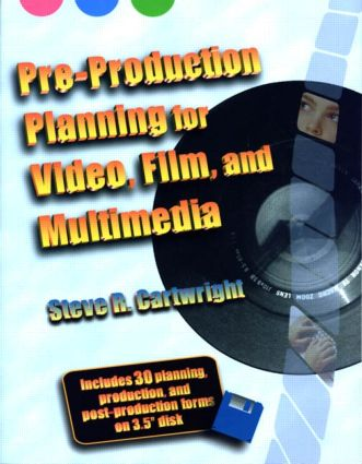 Pre-Production Planning for Video, Film, and Multimedia: 1st Edition (Paperback) book cover