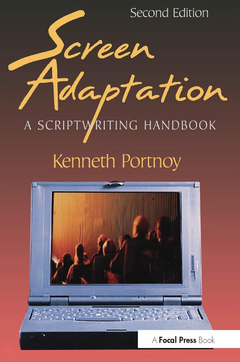 Screen Adaptation: A Scriptwriting Handbook book cover