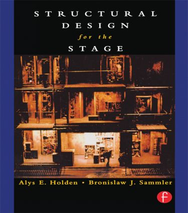 Structural Design for the Stage (Paperback) book cover