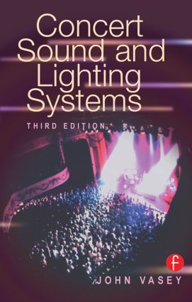 Concert Sound and Lighting Systems book cover
