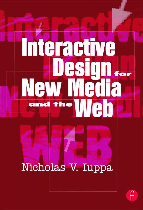 Interactive Design for New Media and the Web: 1st Edition (Paperback) book cover