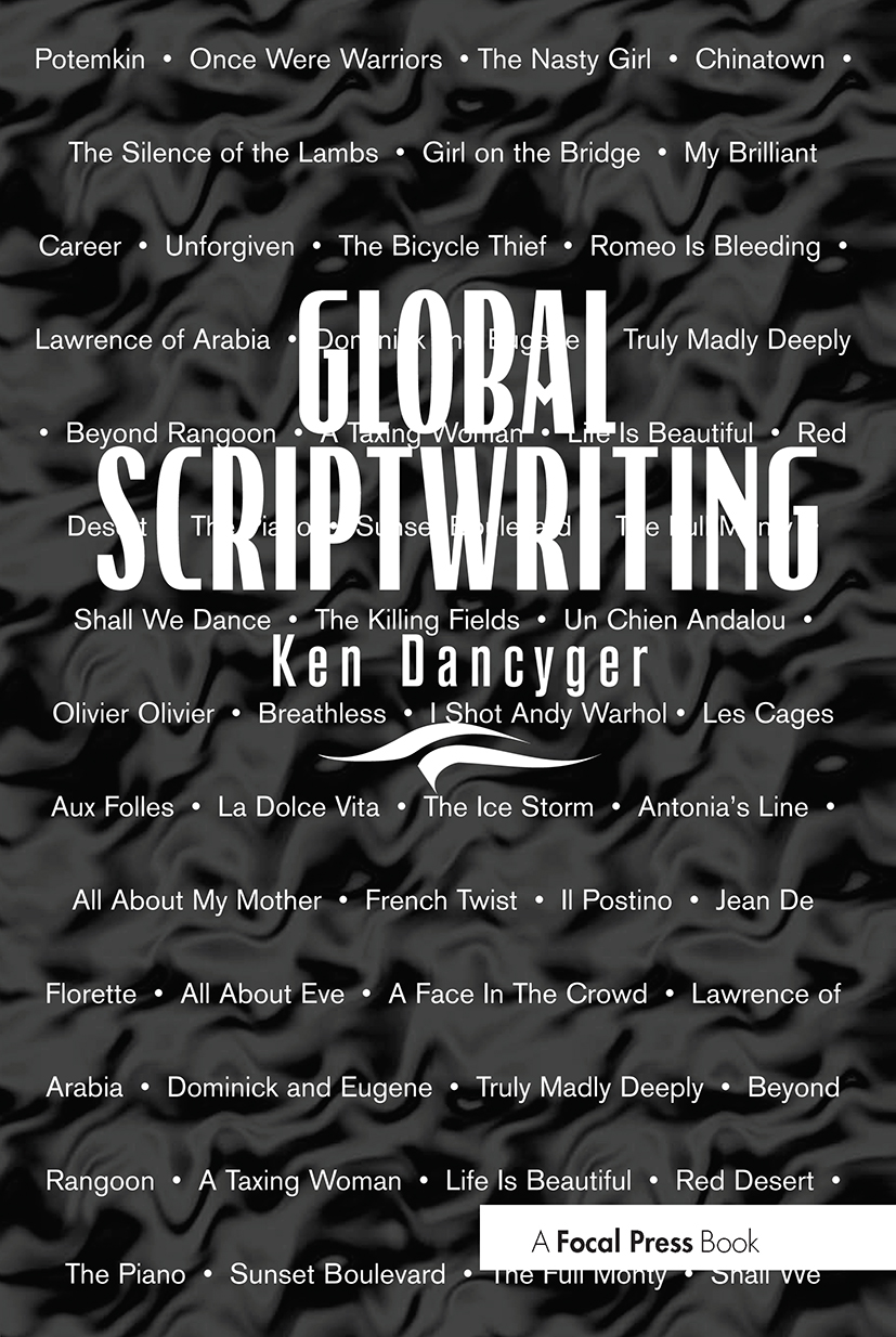 Global Scriptwriting: 1st Edition (Paperback) book cover