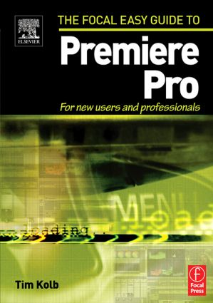 Focal Easy Guide to Premiere Pro