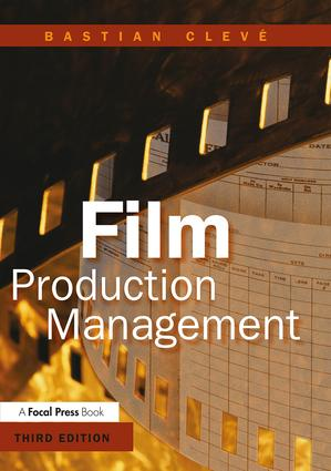 Film Production Management (Paperback) book cover