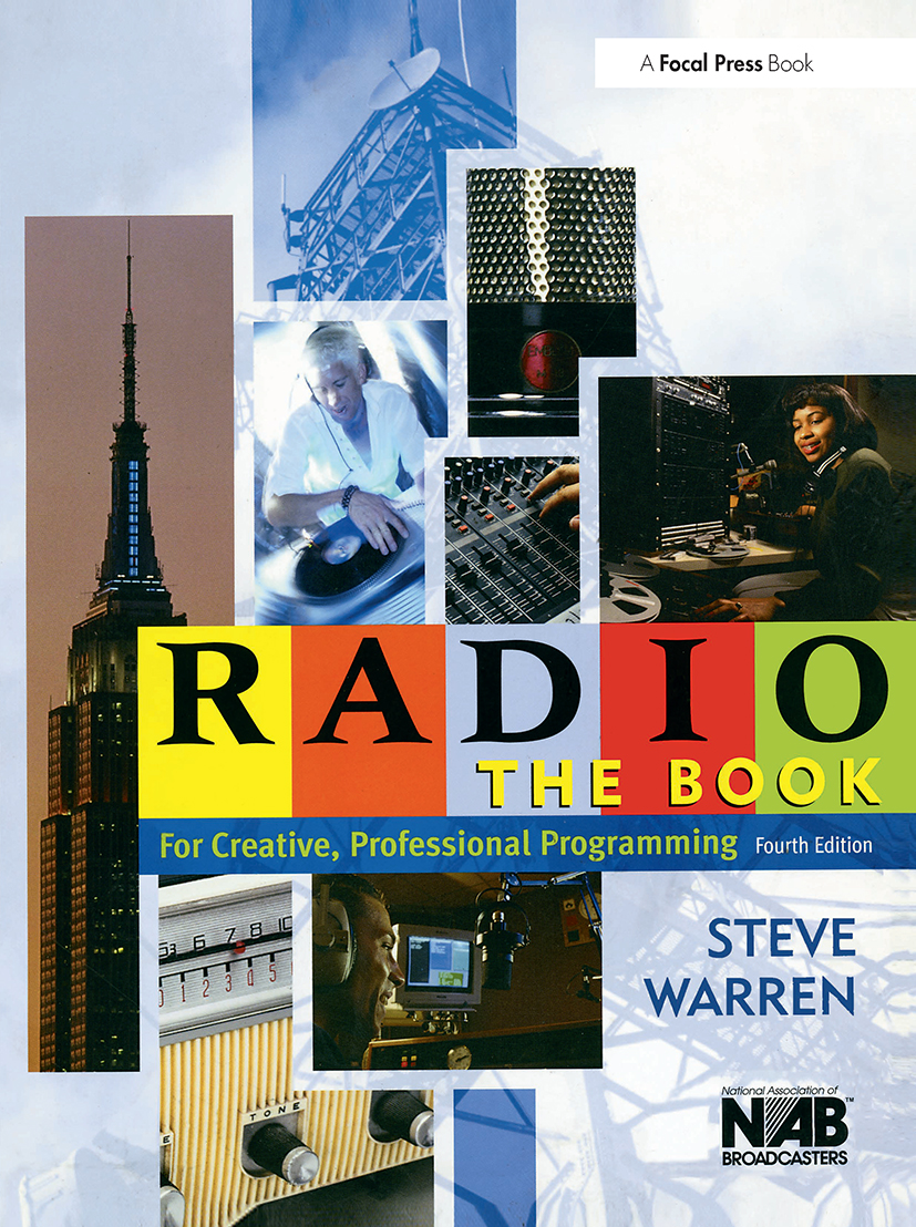 Radio: The Book: 4th Edition (Paperback) book cover
