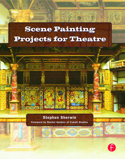 Scene Painting Projects for Theatre book cover