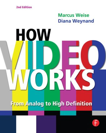 How Video Works (Paperback) book cover