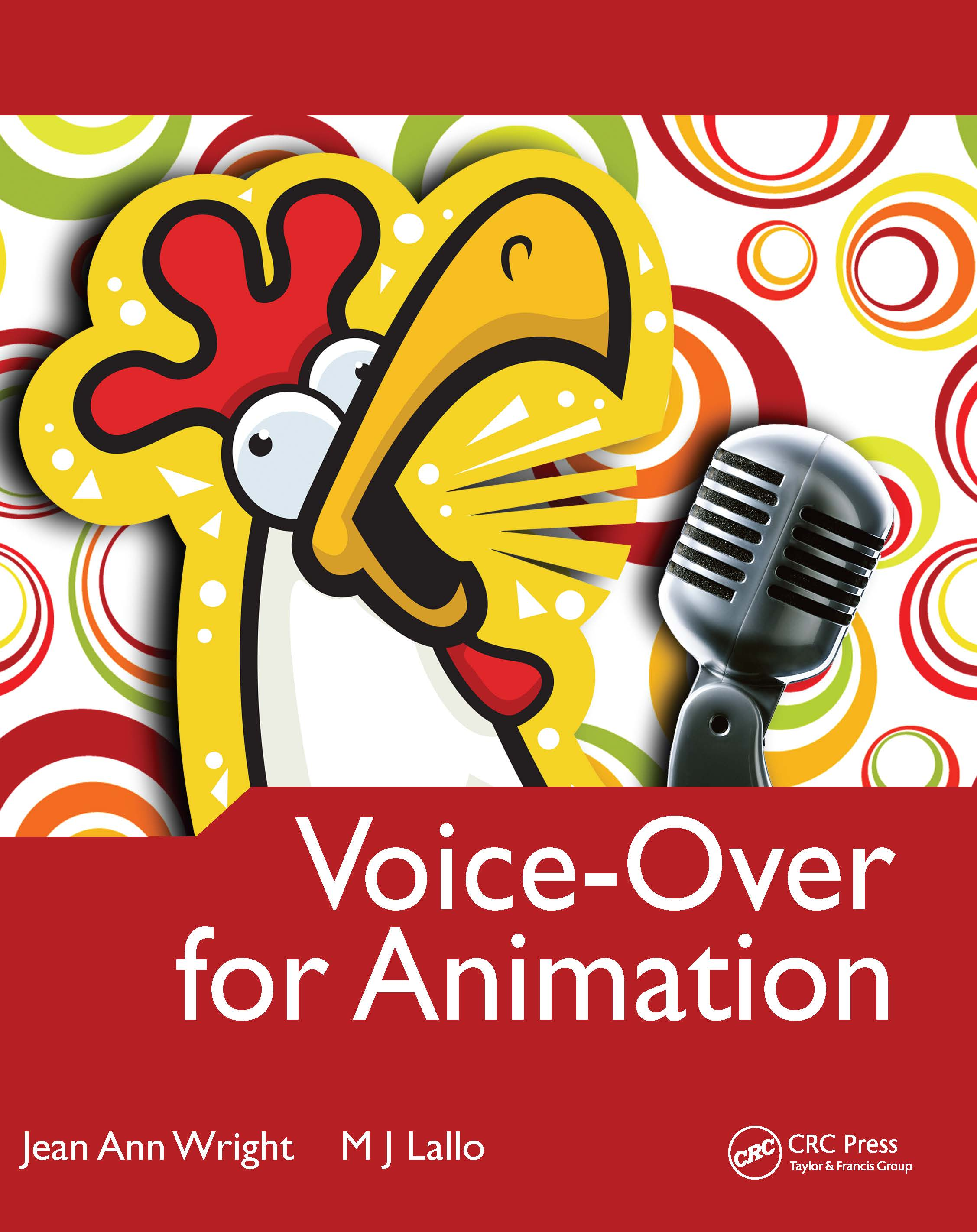 Voice-Over for Animation book cover