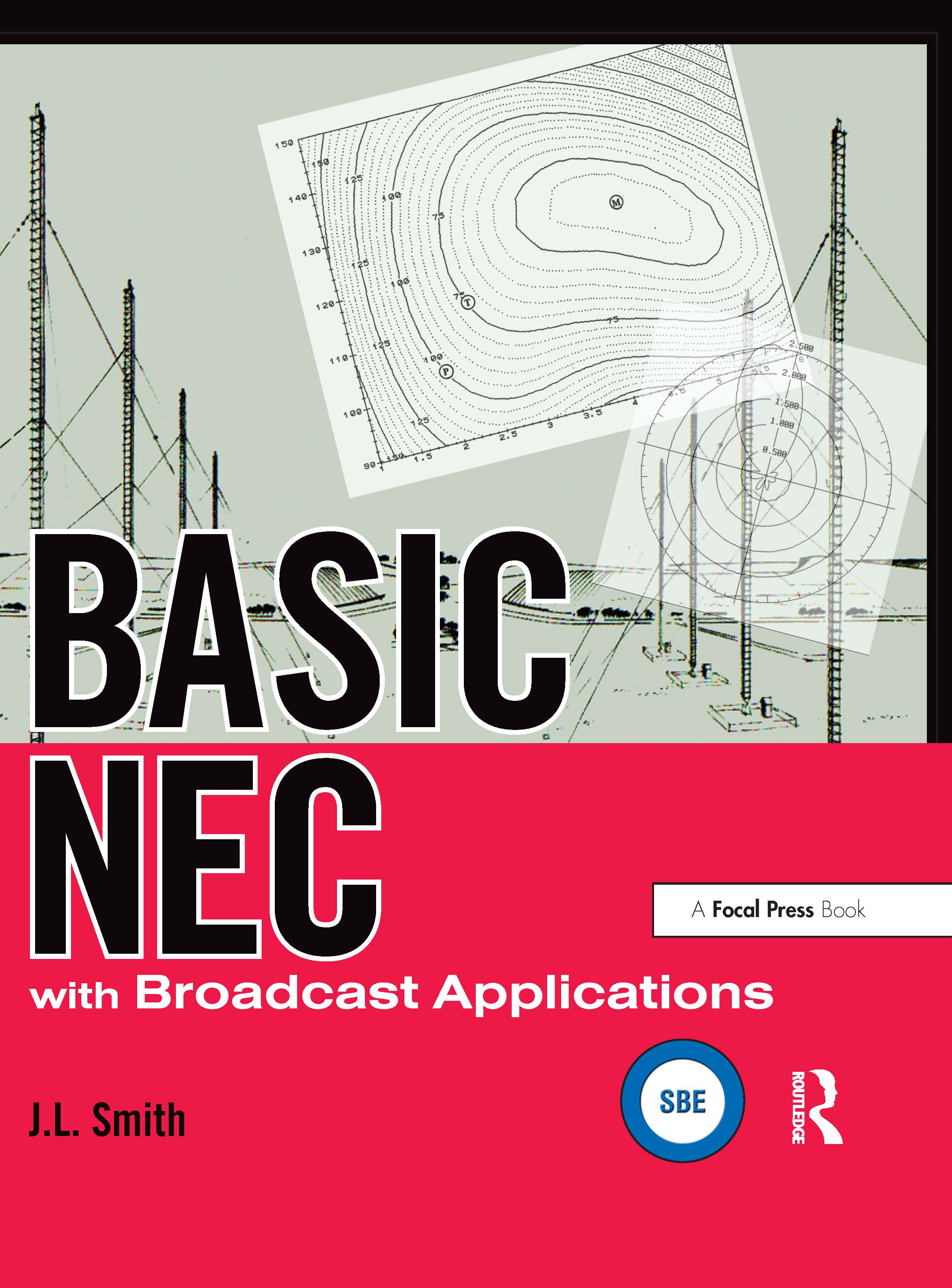 Basic NEC with Broadcast Applications book cover