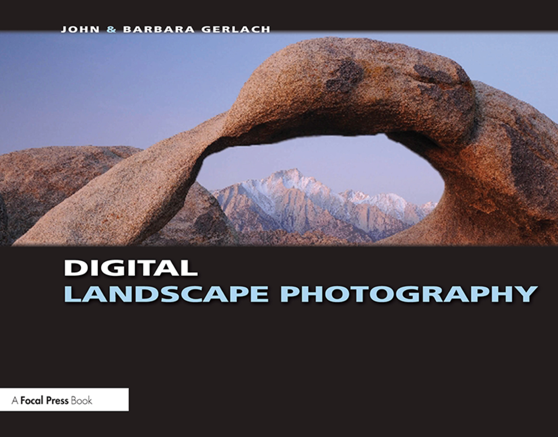 Digital Landscape Photography book cover