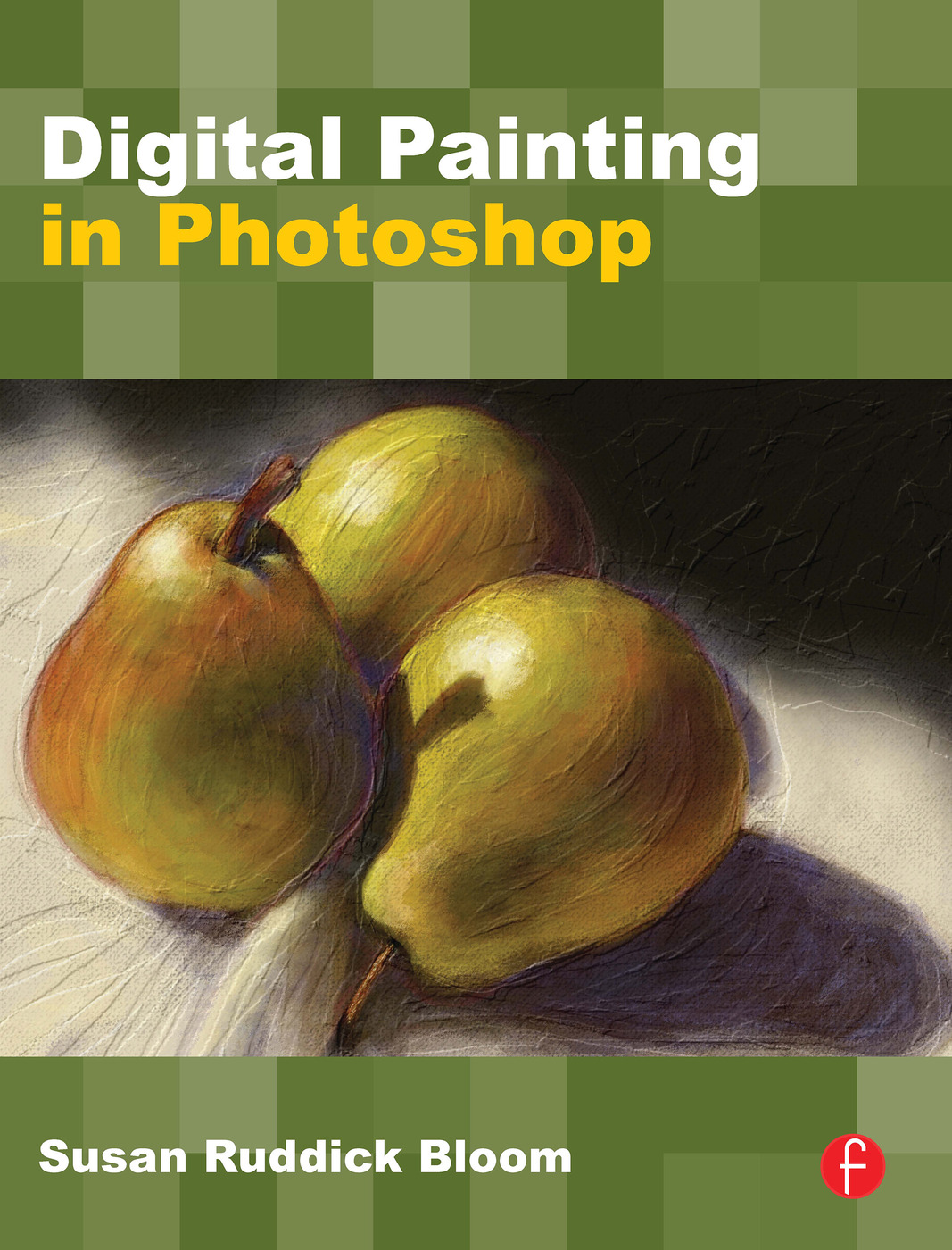 Digital Painting in Photoshop book cover