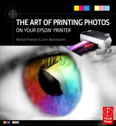 The Art of Printing Photos on Your Epson Printer book cover