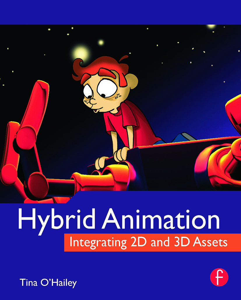 Hybrid Animation: Integrating 2D and 3D Assets, 1st Edition (Paperback) book cover