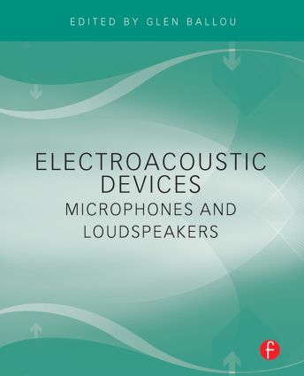 Electroacoustic Devices: Microphones and Loudspeakers book cover
