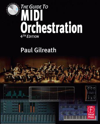 The Guide to MIDI Orchestration 4e book cover