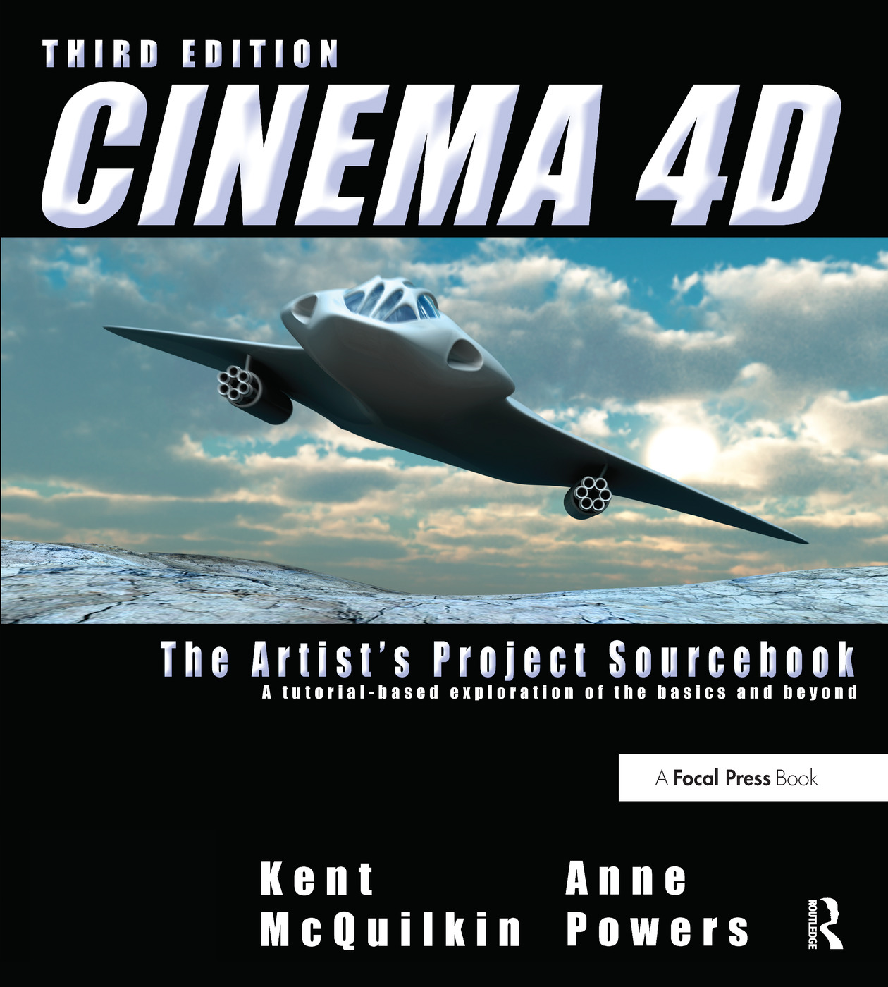 Cinema 4D: The Artist's Project Sourcebook, 3rd Edition (Paperback) book cover