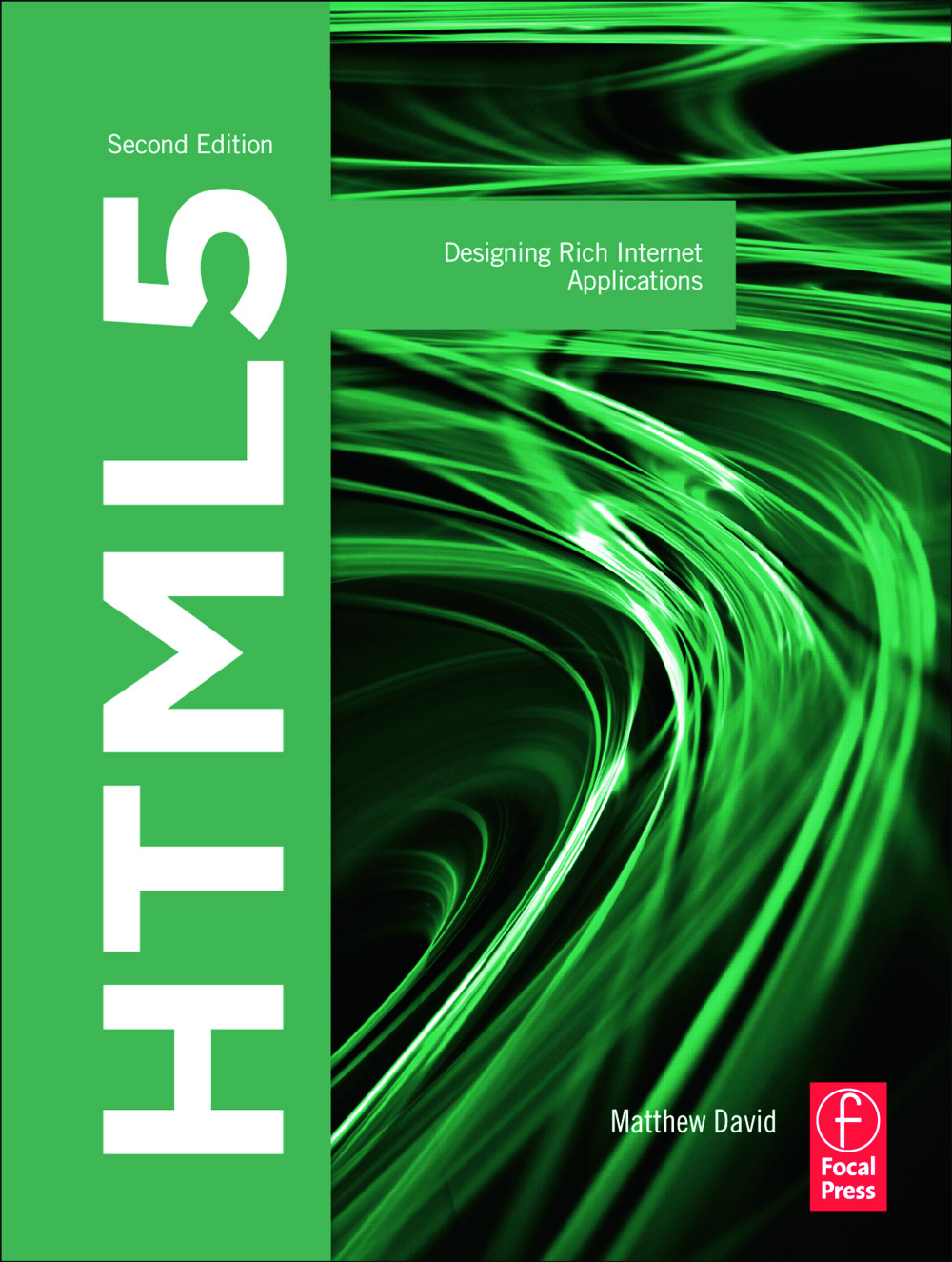 HTML5: Designing Rich Internet Applications book cover