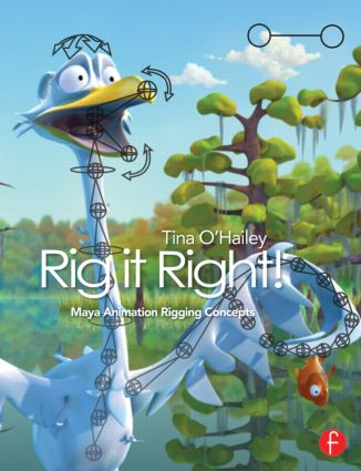 Rig it Right! Maya Animation Rigging Concepts (Paperback) book cover