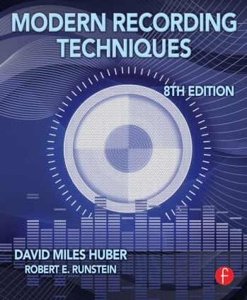 Modern Recording Techniques book cover