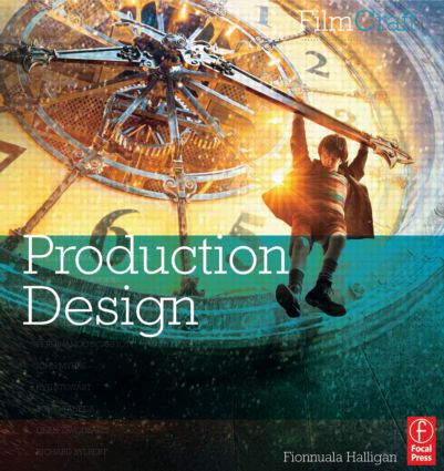 Filmcraft: Production Design (Paperback) book cover