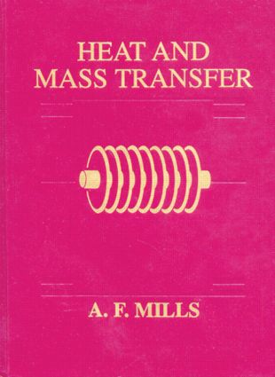 Heat and Mass Transfer (Hardback) book cover