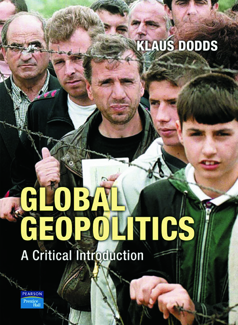 Global Geopolitics: A Critical Introduction, 1st Edition (Paperback) book cover