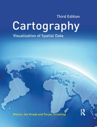 Cartography: Visualization of Spatial Data, 3rd Edition (Paperback) book cover
