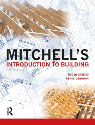 Mitchell's Introduction to Building: 5th Edition (Paperback) book cover