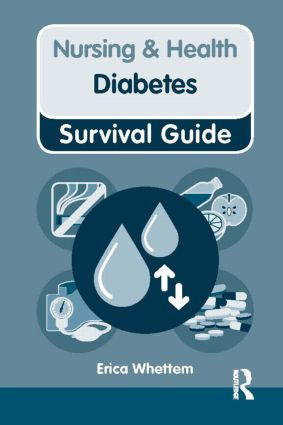 Diabetes book cover
