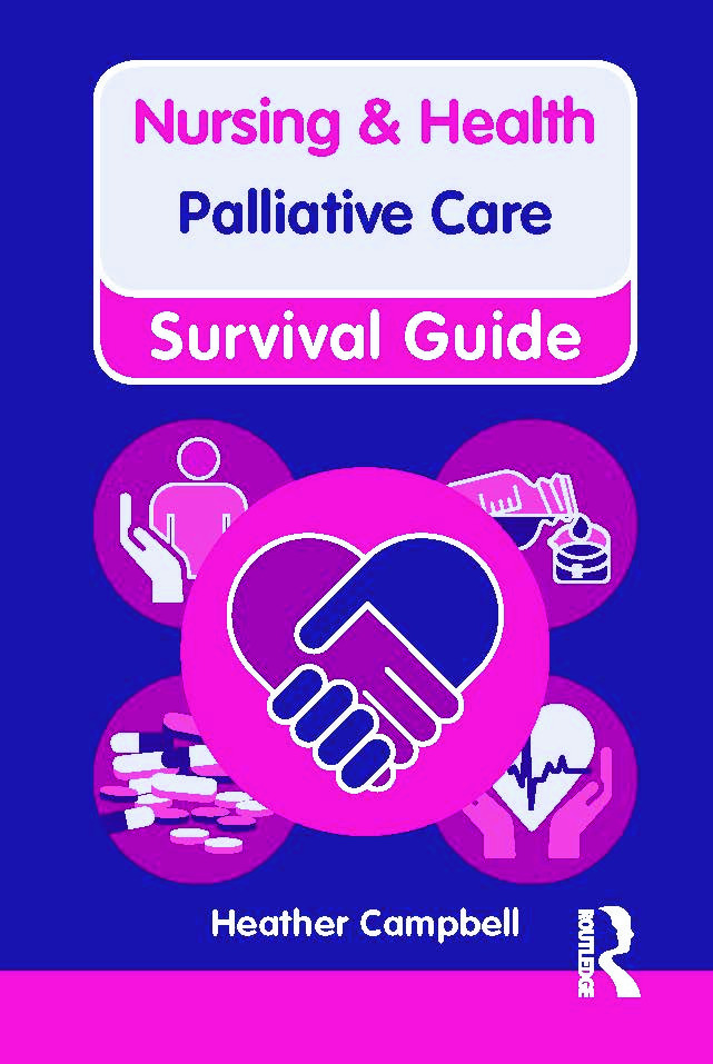 Palliative Care: 1st Edition (Paperback) book cover