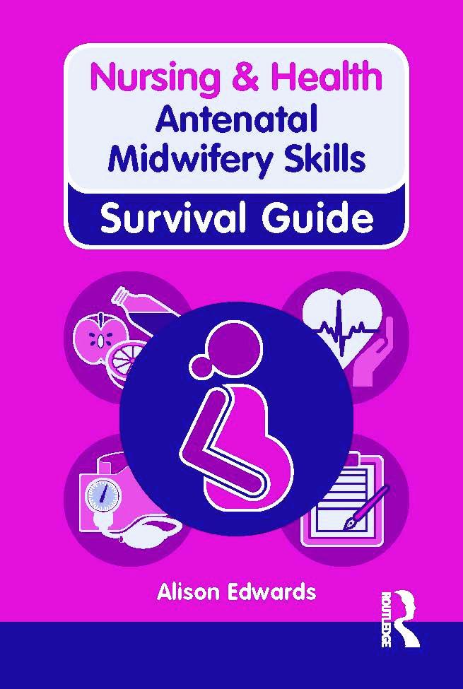 Antenatal Midwifery Skills book cover