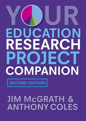 Your Education Research Project Companion: 2nd Edition (Paperback) book cover