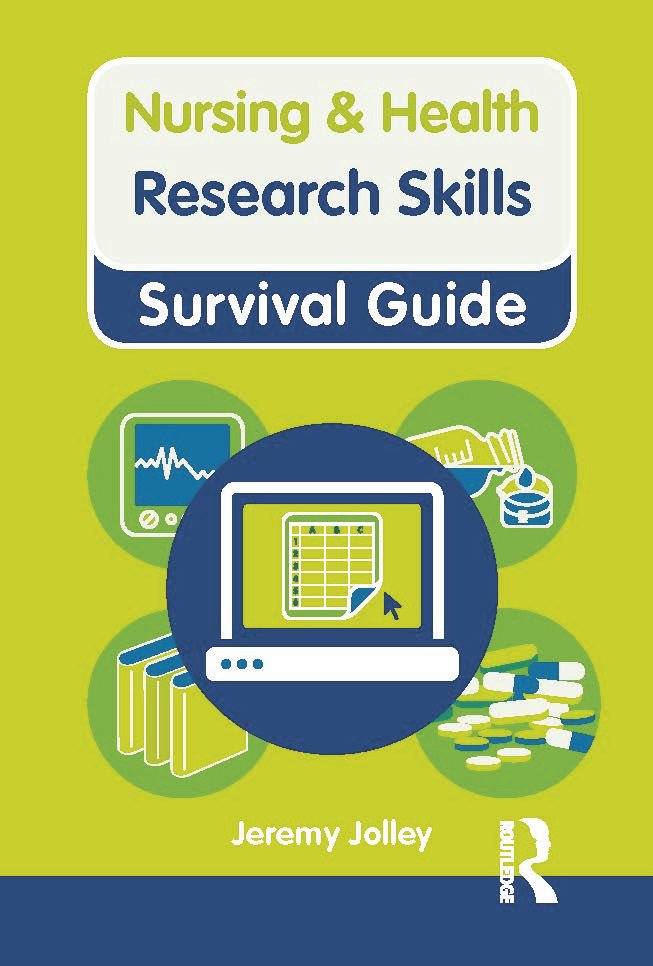 Research Skills book cover