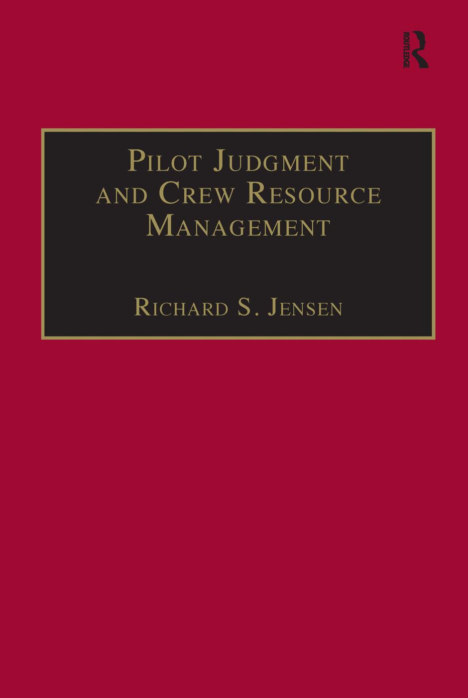 Management factors in pilot judgment