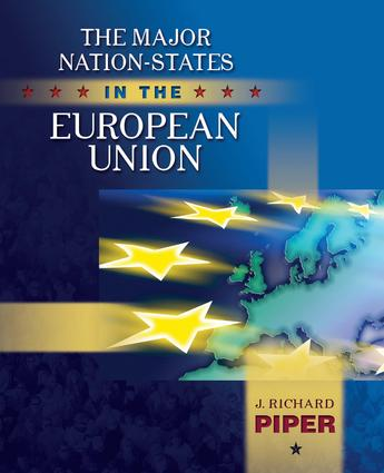 Major Nation-States in the European Union: 1st Edition (Paperback) book cover