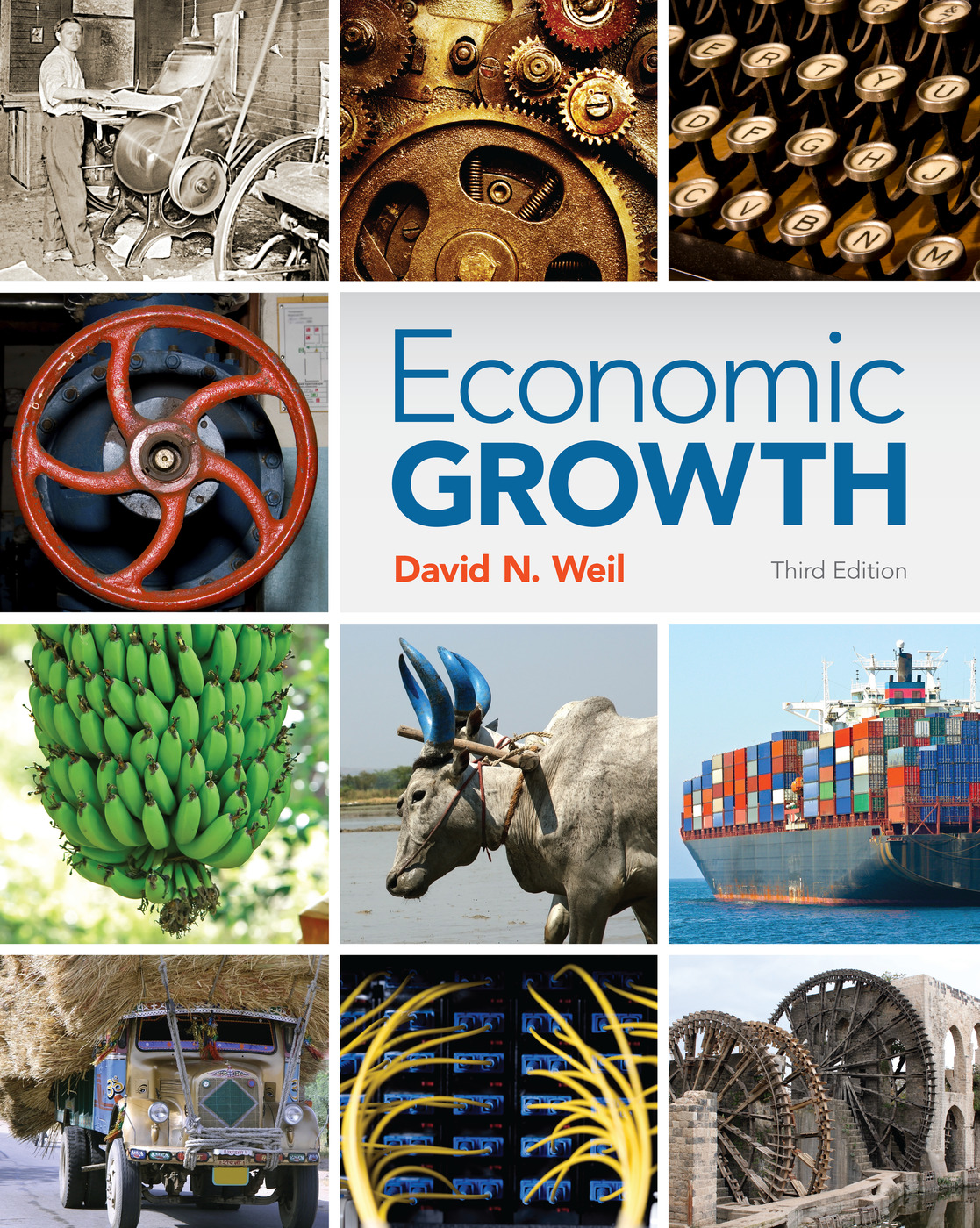 Economic Growth book cover
