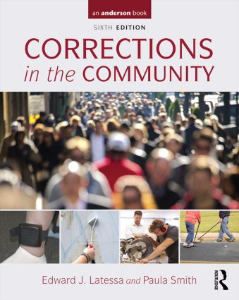 Corrections in the Community: 6th Edition (Paperback) book cover